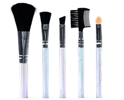 Makeup Brushes (Set of 5)