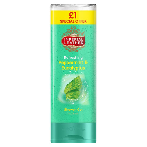 Imperial Leather Shampoo - Peppermint and Eucalyptus