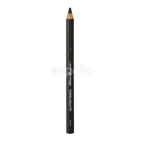 Stargazer Glitter Eye and Lip Pencils - Black - ColourYourEyes.com