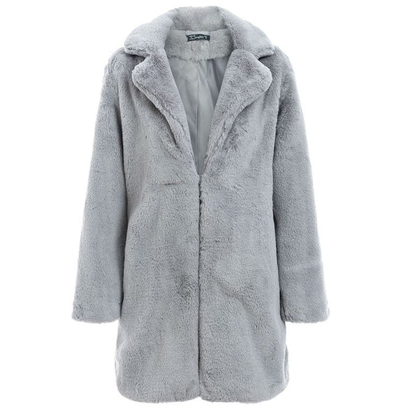 Manteau Veste mode fourrure