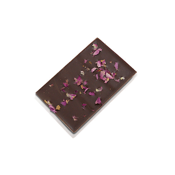 Eternal Garden Haiti Milk Chocolate with Rose Petals