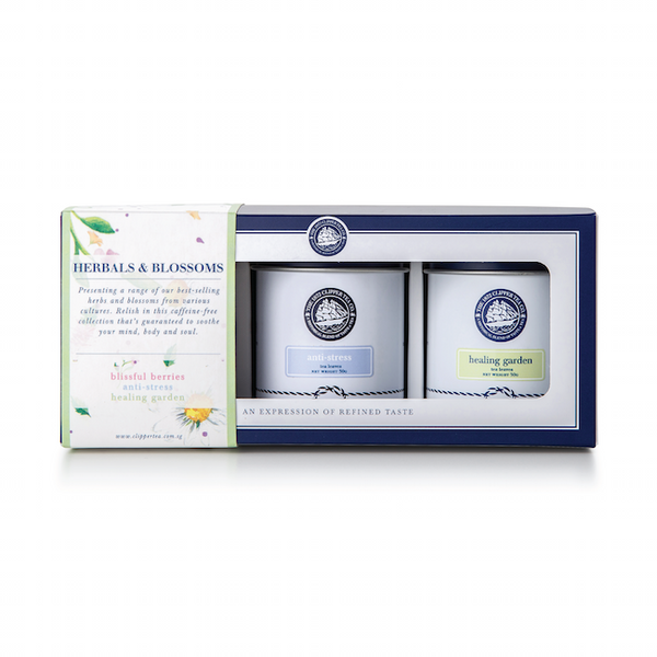 Herbals & Blossoms 3-in-1 Set