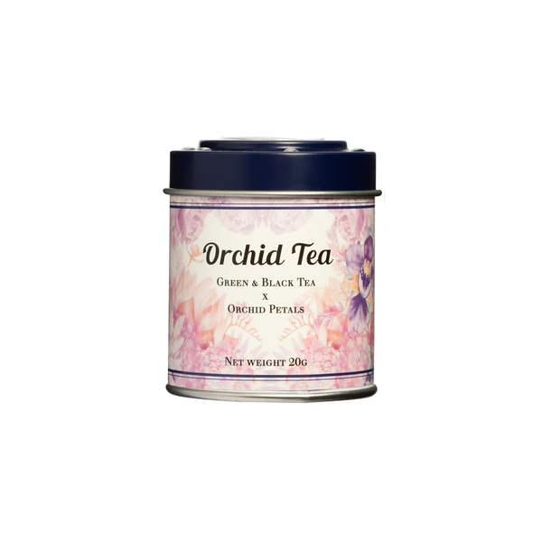 Orchid Tea - 20g (Tin)