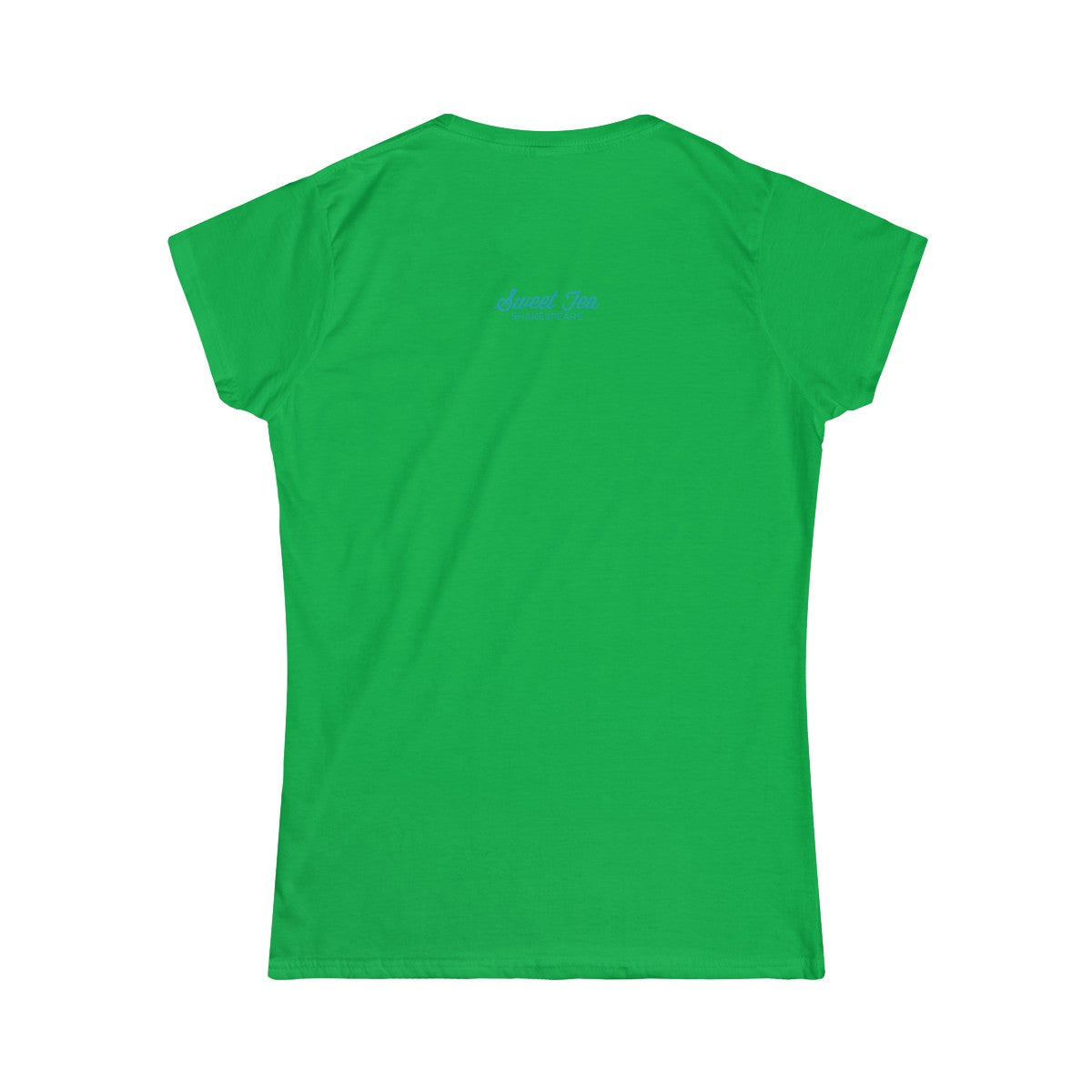 The Shirt is Ajar Women's Softstyle Tee