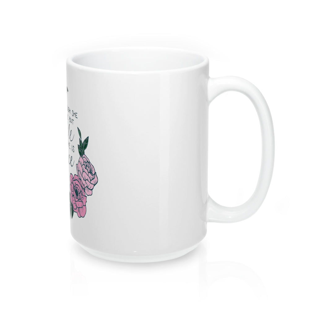 Little Fierce Mug 15oz