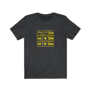 Breaking Bad 18-19 Season Unisex Jersey Short Sleeve Tee