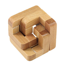 9 Types of Wooden Brain Teaser Puzzles
