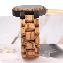 BOBO BIRD Wood Watch for Men