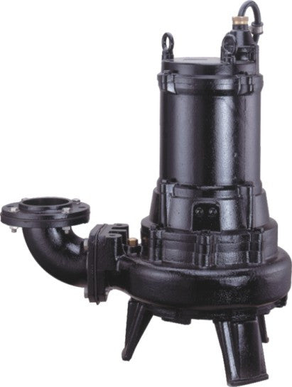 10 HP Submersible Sewage Pump 460V/3PH