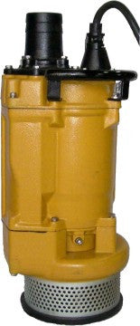 "10 HP Submersible Slurry Pump (HiCr internals) 460V/3PH (6"" Discharge)"