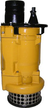 "15 HP Submersible Slurry Pump (HiCr internals) 460V/3PH (6"" Discharge)"