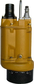 "5 HP Submersible Slurry Pump (HiCr internals) 230V/3PH (4"" Discharge)"