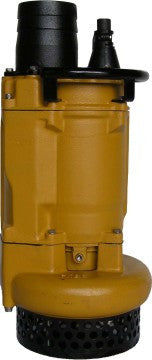 "15 HP Submersible Slurry Pump (HiCr internals) 460V/3PH (6"" Discharge) with agitator"