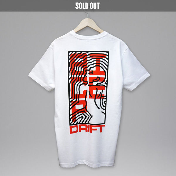 DRIFT WHITE T-SHIRT