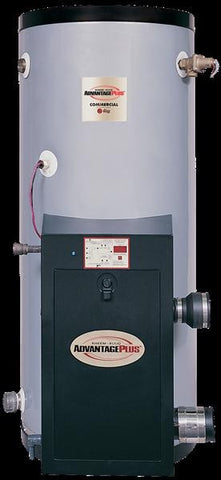 RHEEM HE119-199N 119GAL 199KBTU NATURAL GAS COMMERCIAL WATER HEATER HIGH EFFICIENCY