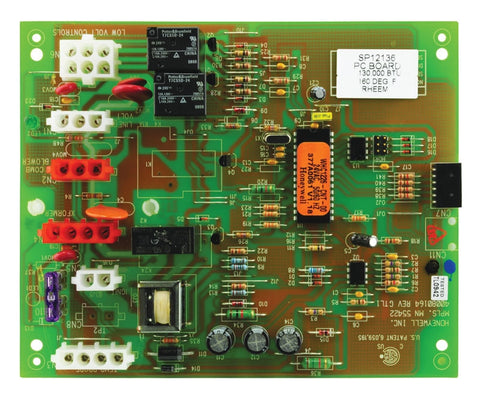 RHEEM SP12136 MAIN CONTROL PRINTED CIRCUIT BOARD