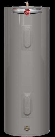 RHEEM PROE120-2-RH85 120 GALLON CLASSIC ELECTRIC 240 VOLT 1 PHASE 4.5/4.5KW WATER HEATER WITH T&P INSTALLED 6 YEAR TANK/6 YEAR PARTS/1 YEAR LABOR 621/2 HEIGHT 281/4 DIAMETER