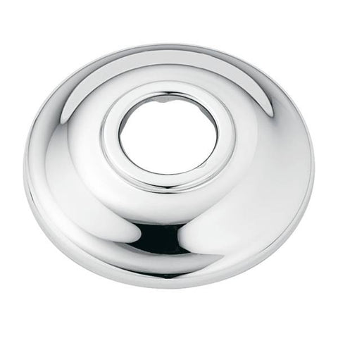 MOEN AT2199 POLISHED CHROME SHOWER ARM FLANGE