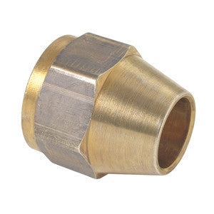 BRASSCRAFT 41S-6 3/8OD FLARE BRASS SHORT NUT