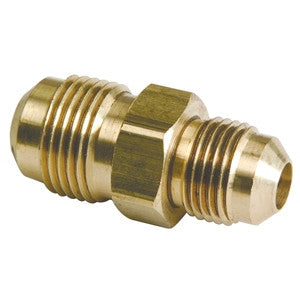 BRASSCRAFT 42-8-6 1/2ODX3/8OD FLRXFLR BRASS UNION