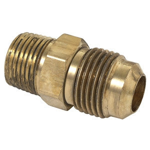 BRASSCRAFT 48-4-4 1/4ODX1/4 FLRXMIP BRASS MALE ADAPTER