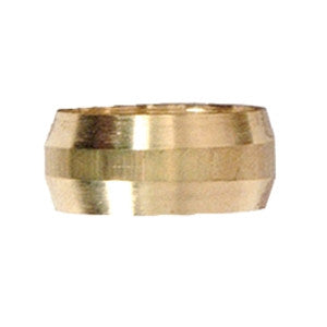 BRASSCRAFT 60-10 5/8OD BRASS COMPRESSION SLEEVE