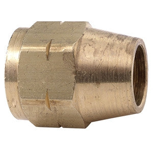 BRASSCRAFT 41L-8 1/2OD FLARE BRASS LONG NUT
