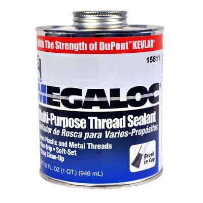 HERCULES 15816 5 GALLON MEGALOC PIPE THREAD SEALANT