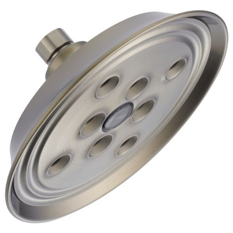 BRIZO 87305-BN BRUSHED NICKEL BALIZA 1 FUNCTION RAINCAN SHOWERHEAD