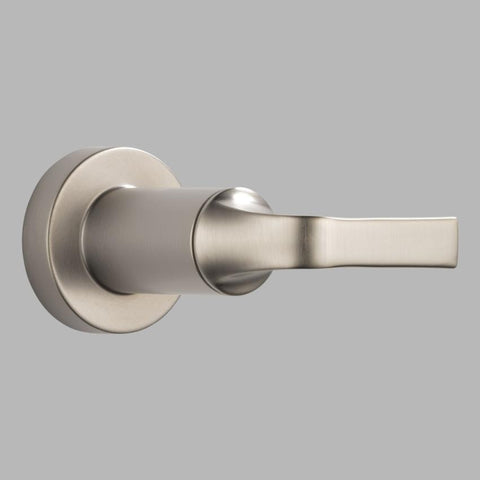 BRIZO T66650-NK LUXE NICKEL SOTRIA 1 HOLE WALL MOUNT SINGLE LEVER HANDLE VOLUME CONTROL TRIM