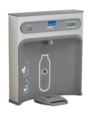 ELKAY LZWSRK GRAY 115VOLT 60HERTZ SENSOR BOTTLE FILLING STATION RETRO KIT WITH EWF3000 FILTER AND RETRO-FIT TOOLS