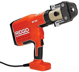 RIDGID 27948 CORDED PRESS TOOL WITH PROPRESS 1/2 - 2 JAWS