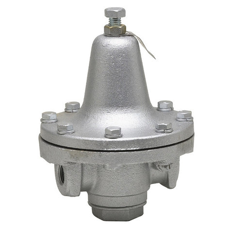 WATTS 152A-030100 0831015 2 TXT IRON BODY 30-100PSI STEAM PRESSURE REGULATOR