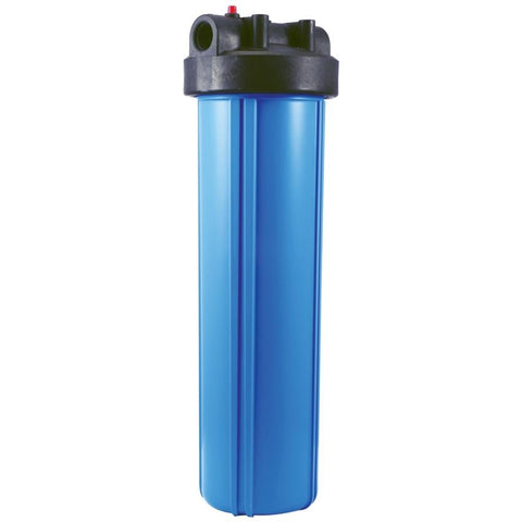 WATTS 7100293 PWHP20BB1BPR 20 IN BIG BLUE, BLUE HOUSING AND BLACK CAP WITH 1 PORT PRESSURE RELIEF VALVE NOT FOR POTABLE WATER USE