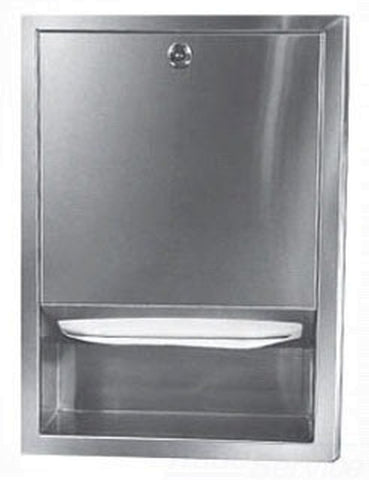 BRADLEY 2441-000000 TOWEL DISPENSER