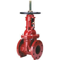 WILKINS 48OSY 8 FLGXFLG DUCTILE IRON 200PSI OUTSIDE STEM & YOKE RESILIENT WEDGE GATE VALVE