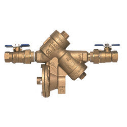 WILKINS 975XL2 1-1/4 FIPXFIP BRONZE 175PSI REDUCED PRESSURE PRINCIPLE ASSEMBLY WITH BALL VALVES LEAD FREE