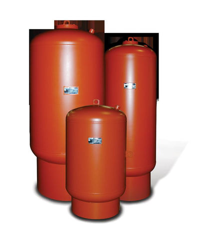 AMTROL WX-202 150 PSI 20GAL WELL-X-TROL STEEL VERTICAL STAND DIAPHRAGM TYPE WELL TANK
