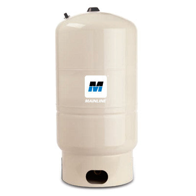MAINLINE MLST25V 3/4 FEMALE 10.3 GALLON POTABLE WATER FLOOR THERMAL EXPANSION TANK