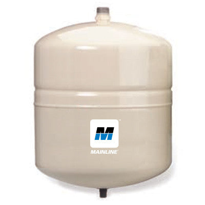MAINLINE MLT12 3/4 MALE 4.4 GALLON POTABLE WATER INLINE THERMAL EXPANSION TANK 1 YEAR WARRANTY