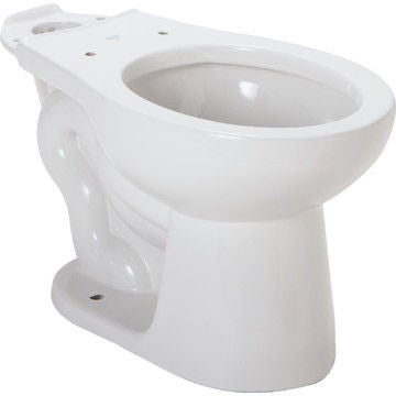 GERBER 21-928 WHITE MAXWELL 1.28 GALLONS PER FLUSH ADA ELONGATED TOILET BOWL