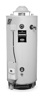 BRADFORD WHITE D100L199E3N 100 GAL 199000 BTU ENERGY SAVER NATURAL GAS COMMERCIAL WATER HEATER 75 HEIGHT 301/4 DIAMETER