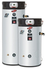 BRADFORD WHITE EF-100T-199E-3N 100 GALLON 199,000 BTU NATURAL GAS WATER HEATER