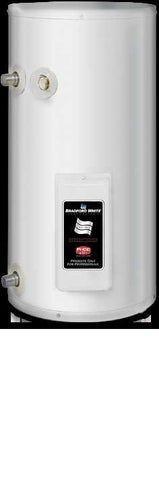 BRADFORD WHITE M120U6SS-1NAL 120V 1500W ENERGY SAVER UTILITY ELECTRIC COPPER ELEMENT RESIDENTIAL WATER HEATER 243/4 HEIGHT 18 DIAMETER