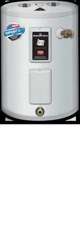 BRADFORD WHITE M140L6DS-1NCWW SHORT 240V 4500W ENERGY SAVER ELECTRIC COPPER ELEMENT RESIDENTIAL WATER HEATER 311/4 HEIGHT 22 DIAMETER