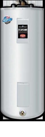 BRADFORD WHITE LD80R33B090-130 208V 4500W ENERGY SAVER LIGHT DUTY ELECTRIC COPPER ELEMENT COMMERCIAL WATER HEATER 591/4 HEIGHT 24 DIAMETER NORTH CAROLINA CODE