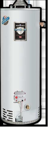 BRADFORD WHITE MI40T6FSX 36000 BTU 40 GAL LIQUID PROPANE RESIDENTIAL WATER HEATER 593/8 HEIGHT 18 DIAMETER