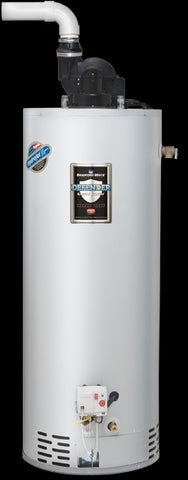 BRADFORD WHITE RG2PV50T6N 40MBTU 50 GALLON TALL TTW ENERGY SAVER POWER VENT NATURAL GAS RESIDENTIAL WATER HEATER 66-7/8 HEIGHT 22 DIAMETER WITH T&P VALVE 6 YEAR WARRANTY ENERGY STAR QUALIFIED