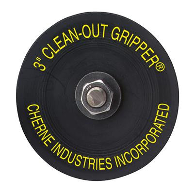 CHERNE 270188 4 GRIPPER MECHANICAL CLEANOUT PLUG