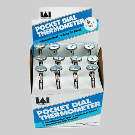 DIVERSIT TD-2 THERMOMETER -40 TO 160F